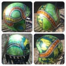 Trip Out helmet